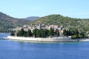 2011 Vendégségben horvát barátainknál, Vis-i túra